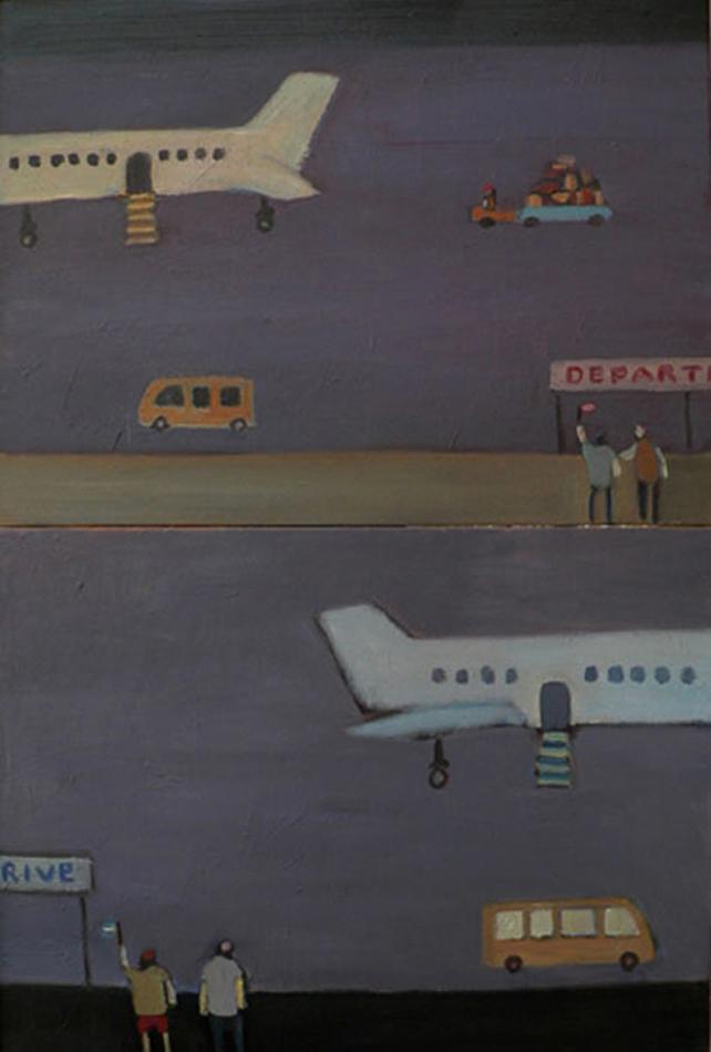 Arrival-departure.
